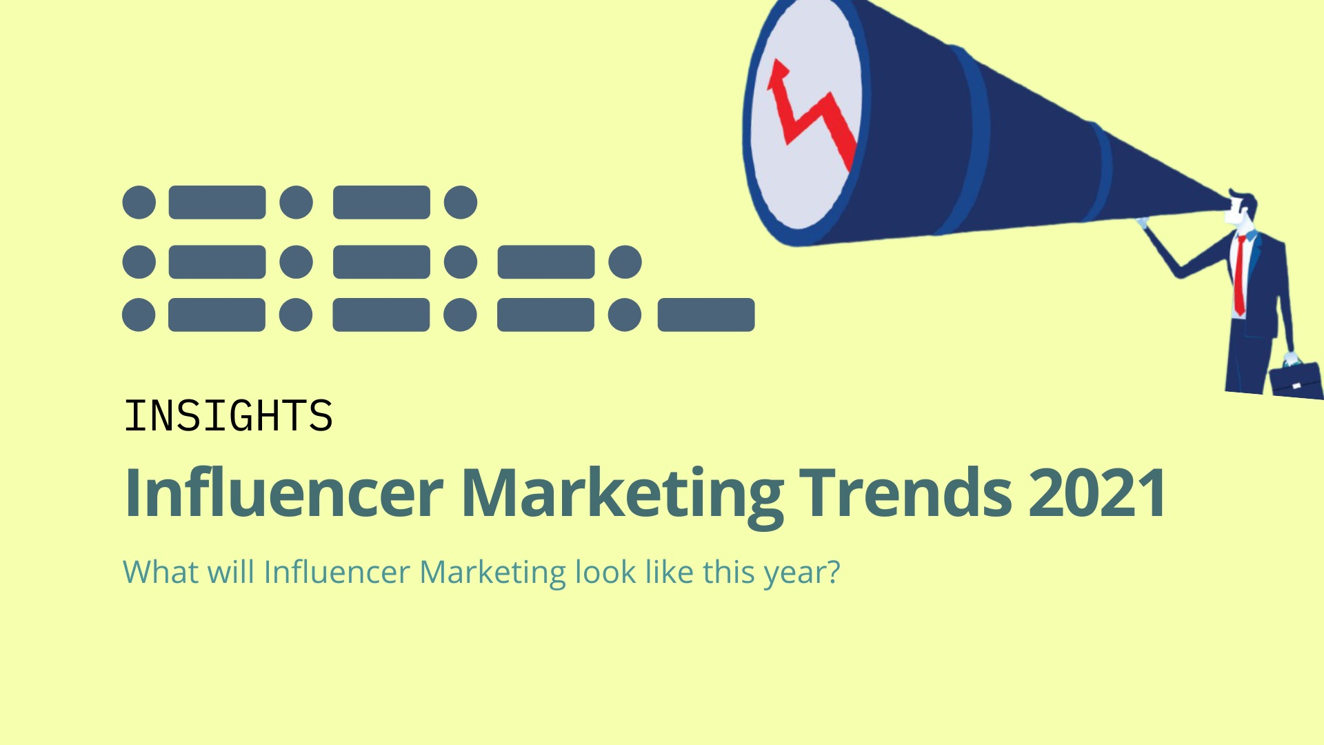 Influencer Marketing Trends 2021 image