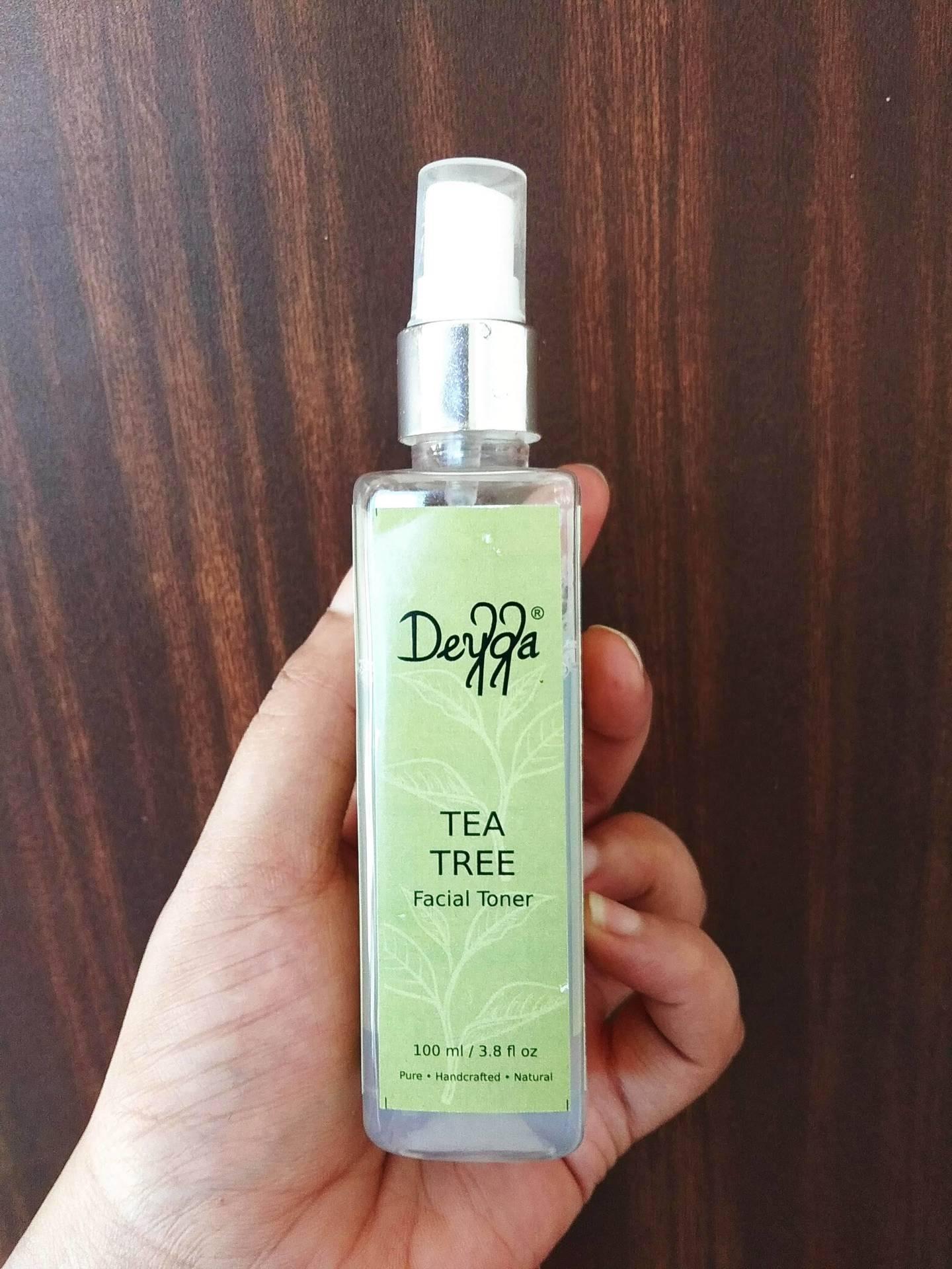 Deyga Organics - Tea Tree Facial Toner image