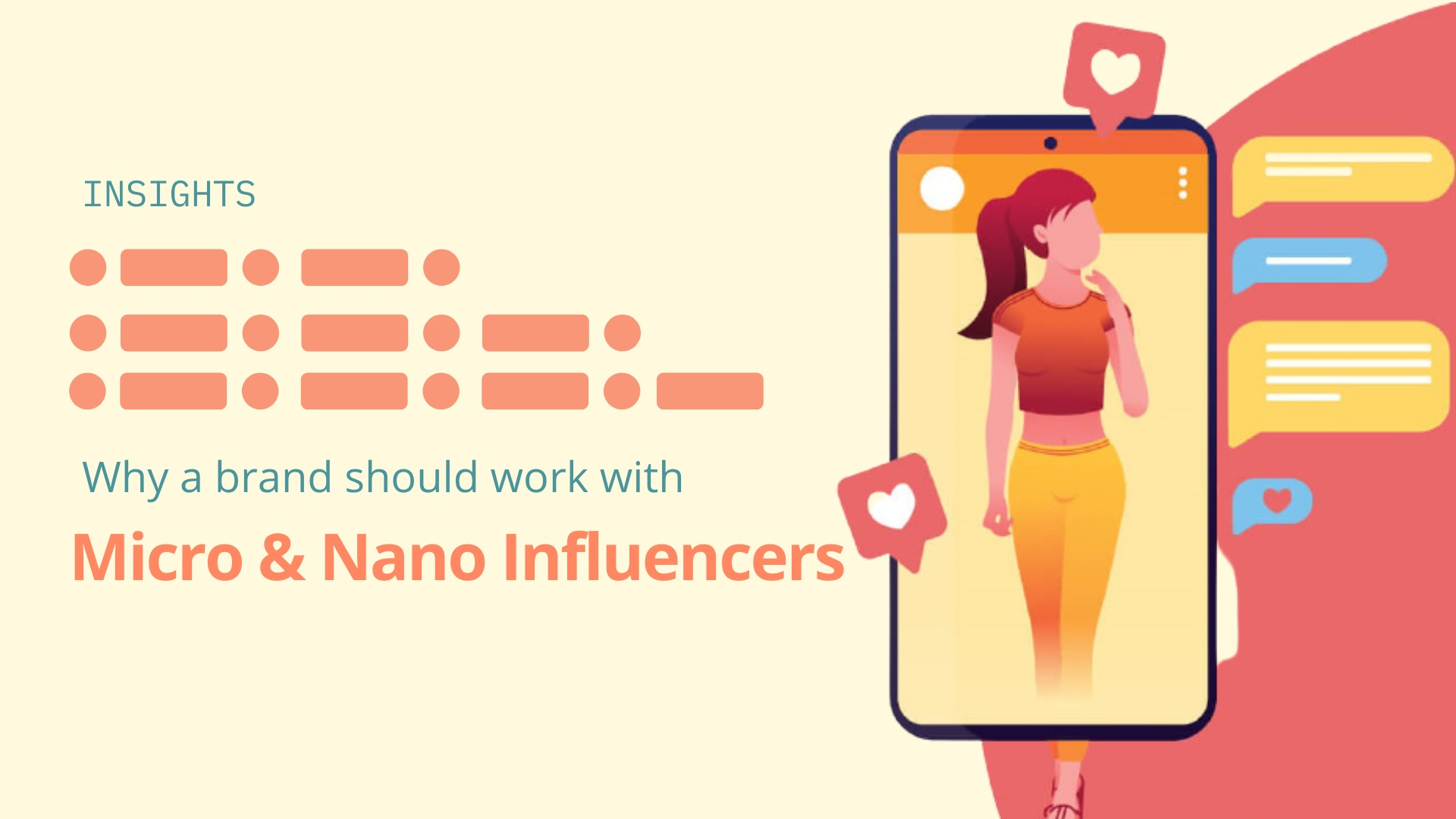 Why brands should work with micro and nano-influencers image