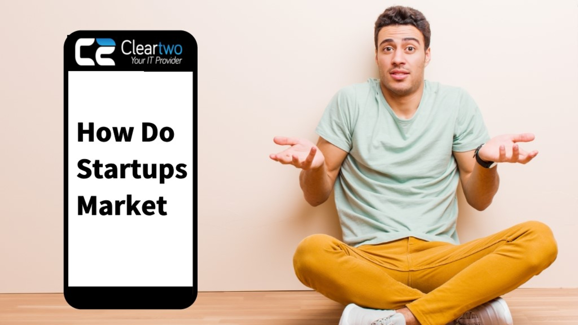 How Do Startups Market Themselves? image