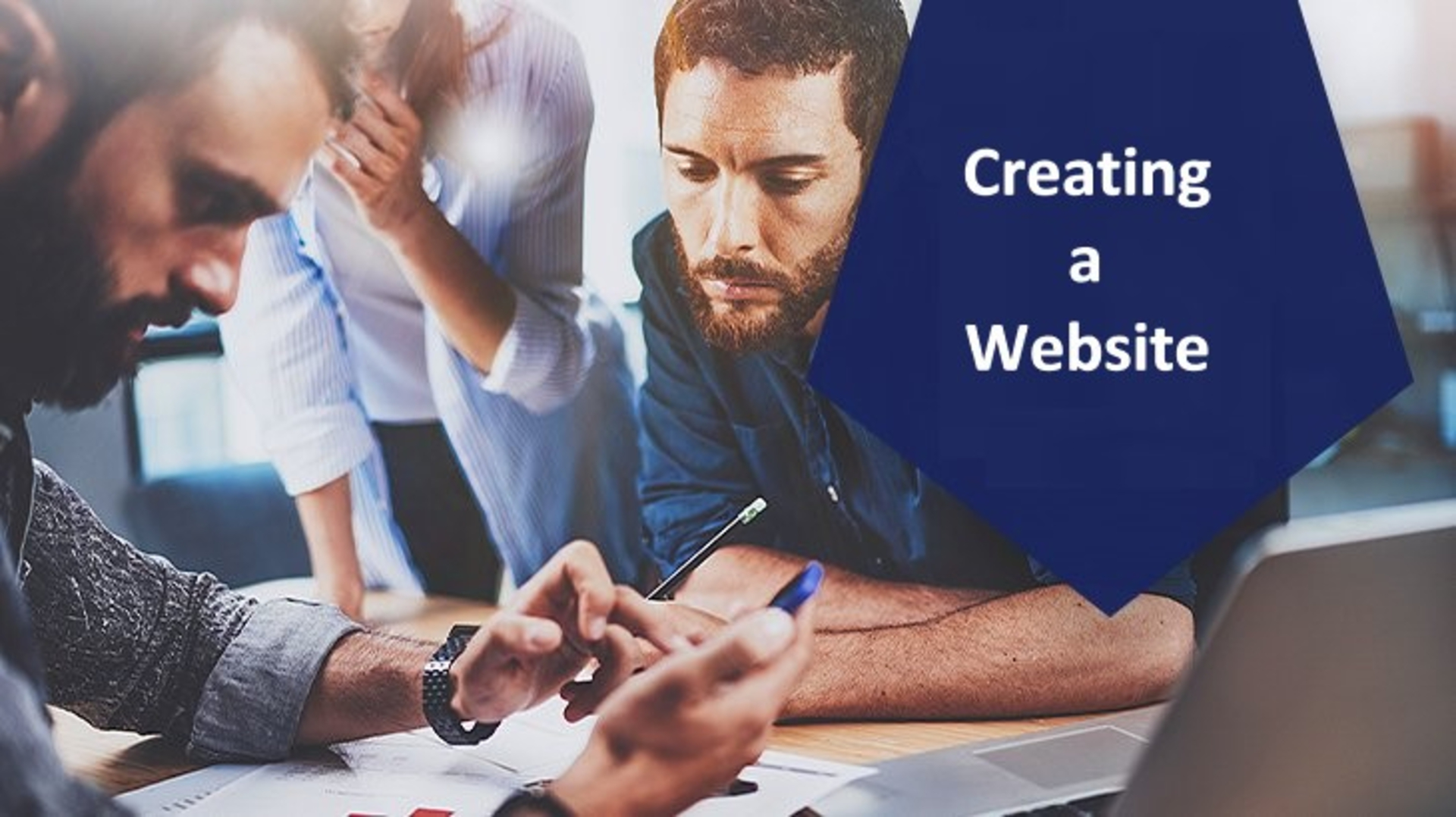 Zoom The World - Creating a Website