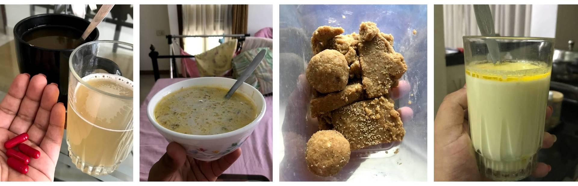 The Jessica Pancholi - BeFunky-food