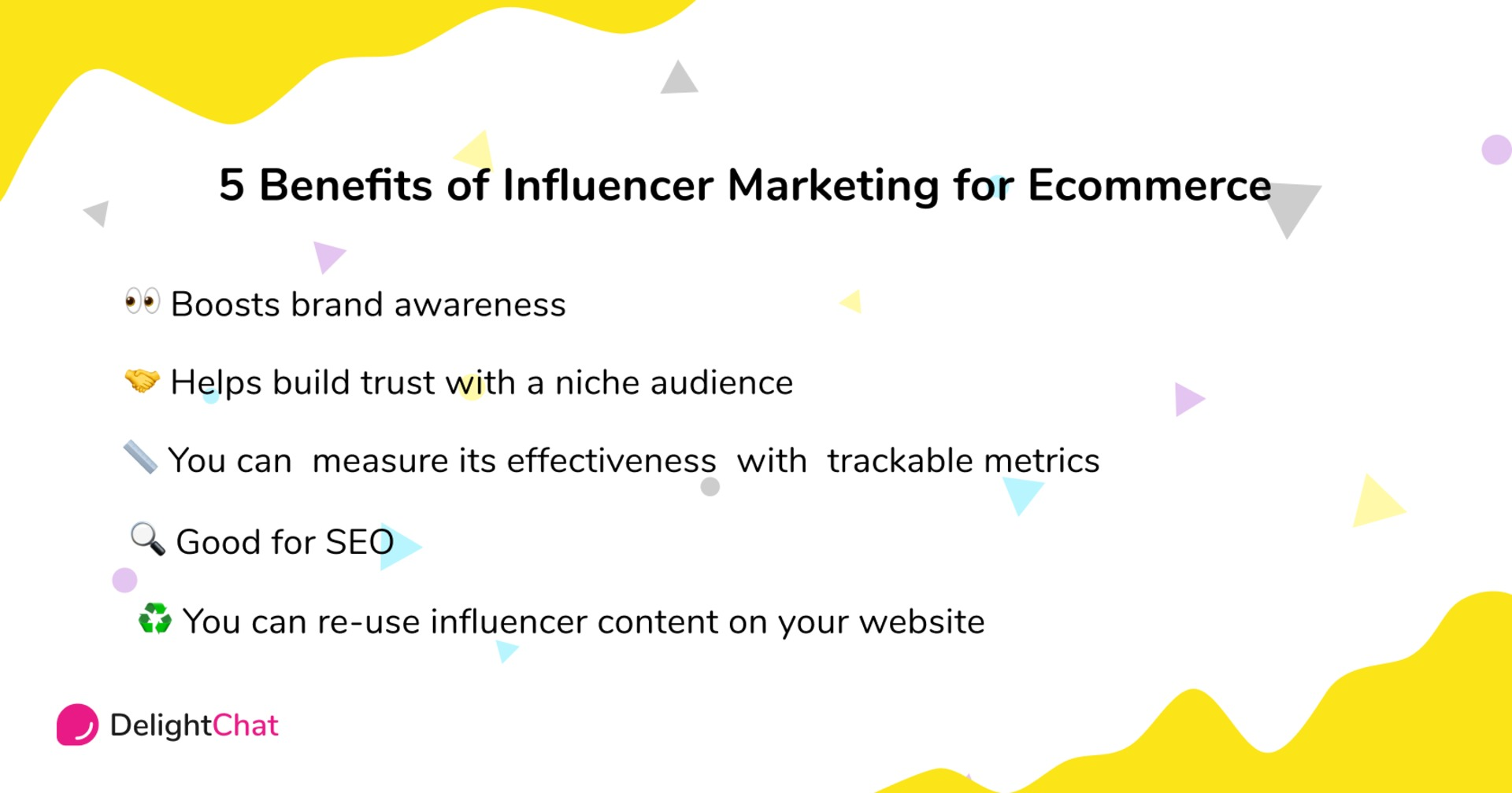 Winkl on Influencer Marketing - Benefits of Influencer Marketing for Ecommerce