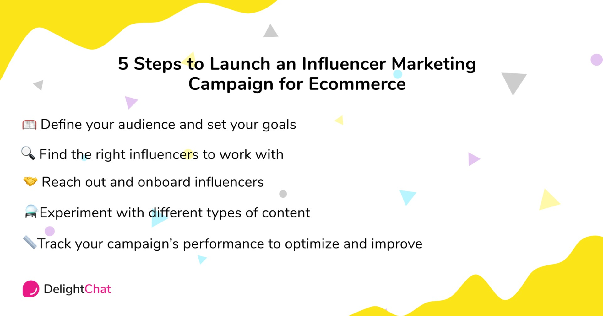 Winkl on Influencer Marketing - Steps to Launch an Influencer Marketing Campaign for Ecommerce