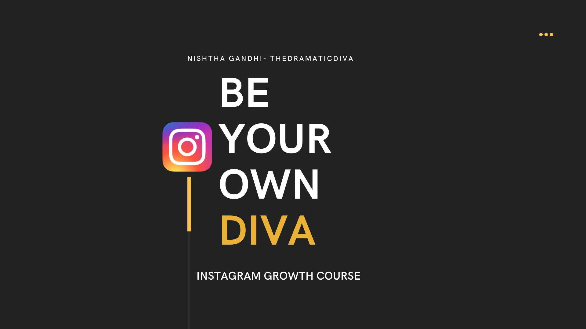Be Your Own Diva Academy image