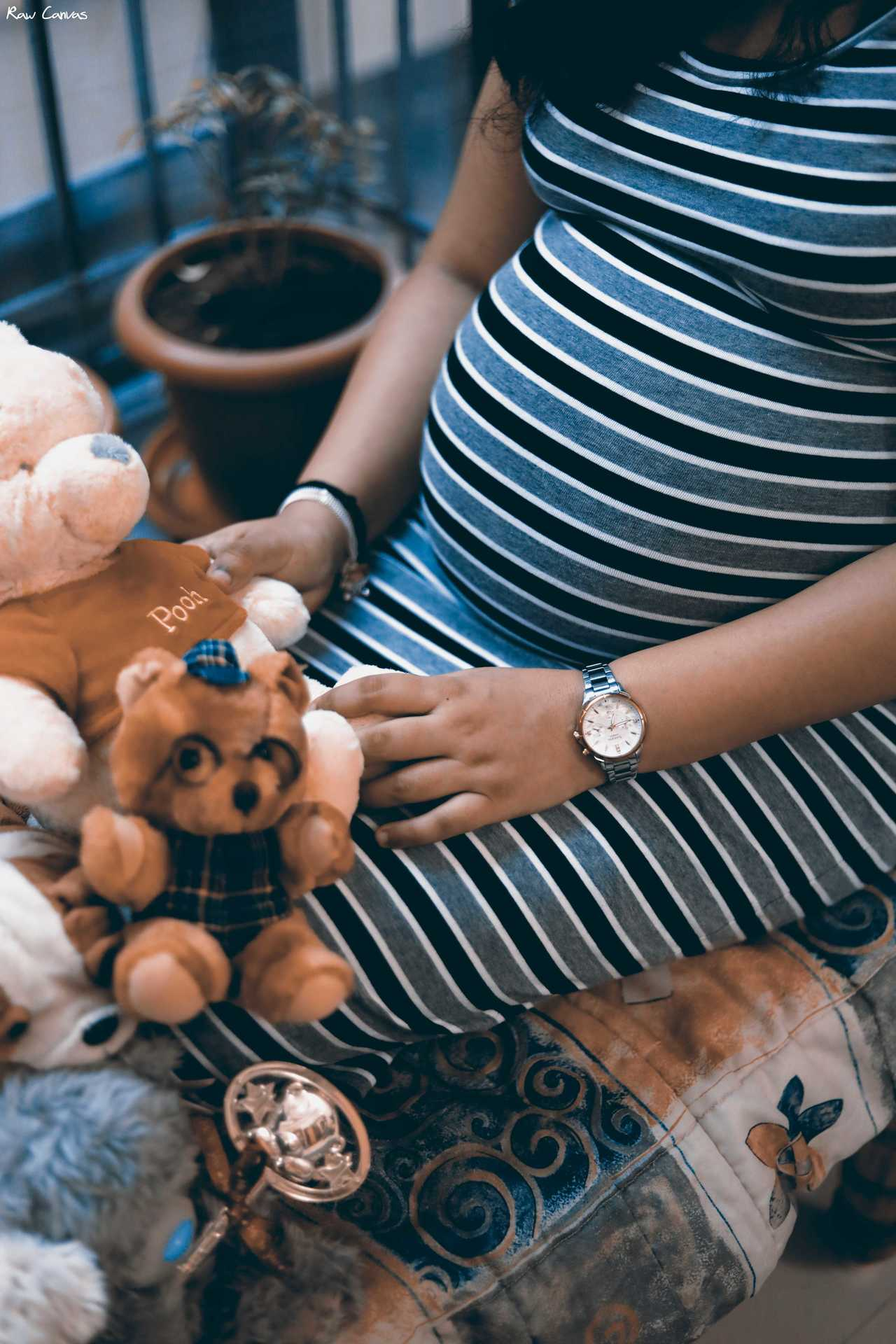 Motherhood Stories from the 2020 Pandemic image