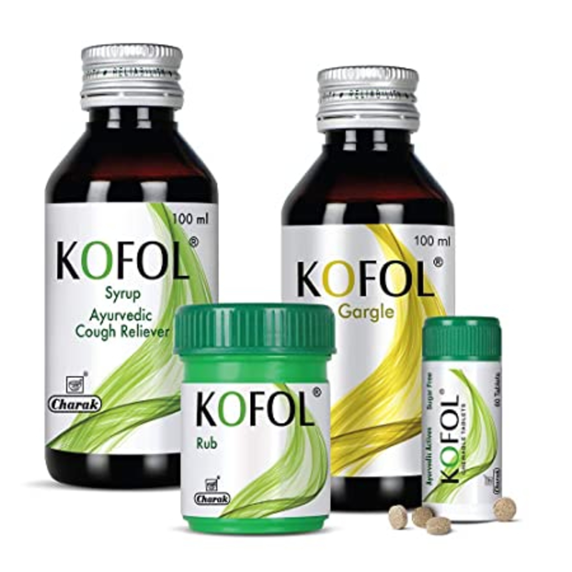 Kofol Products by Charak Pharma - REVIEW  image