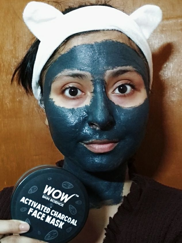 CLOUDY SECRET-HOW I USE ACTIVATED CHARCOAL IN MY SKIN CARE ROUTINE