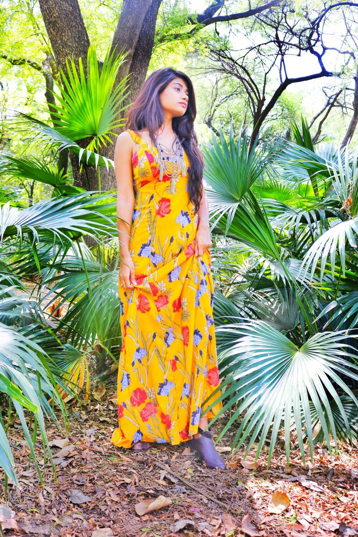 That Yellow Dress image