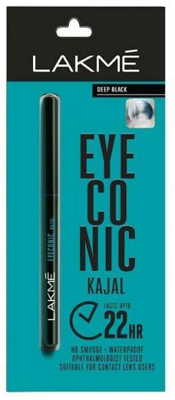 Manjula-knows-Lakme eyeconic kajal
