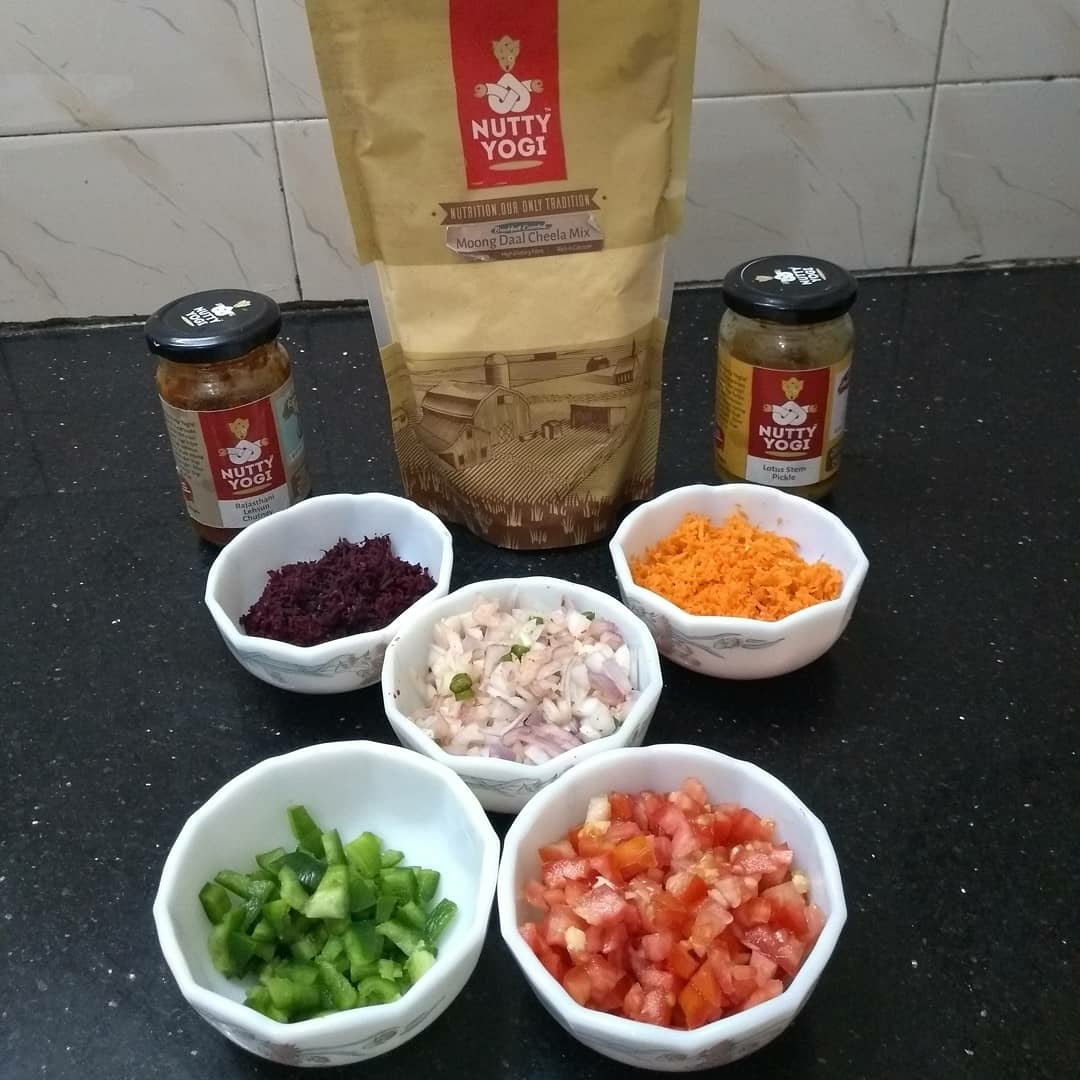 undefined-Healthy eating with Nutty yogi