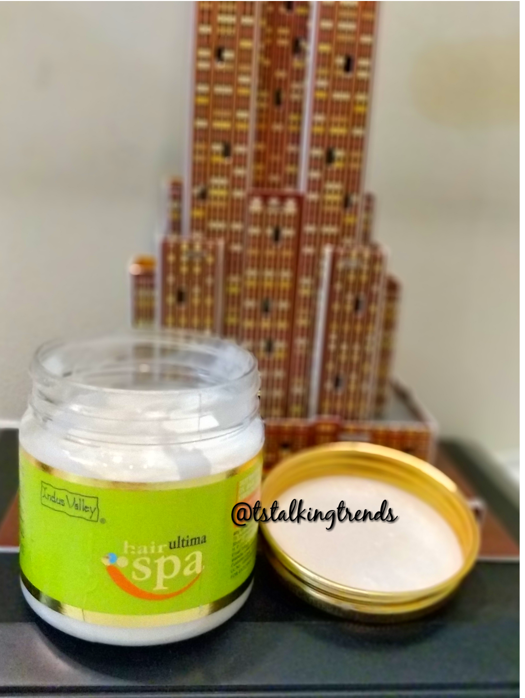 Indus Valley Hair Ultima Spa Mask image