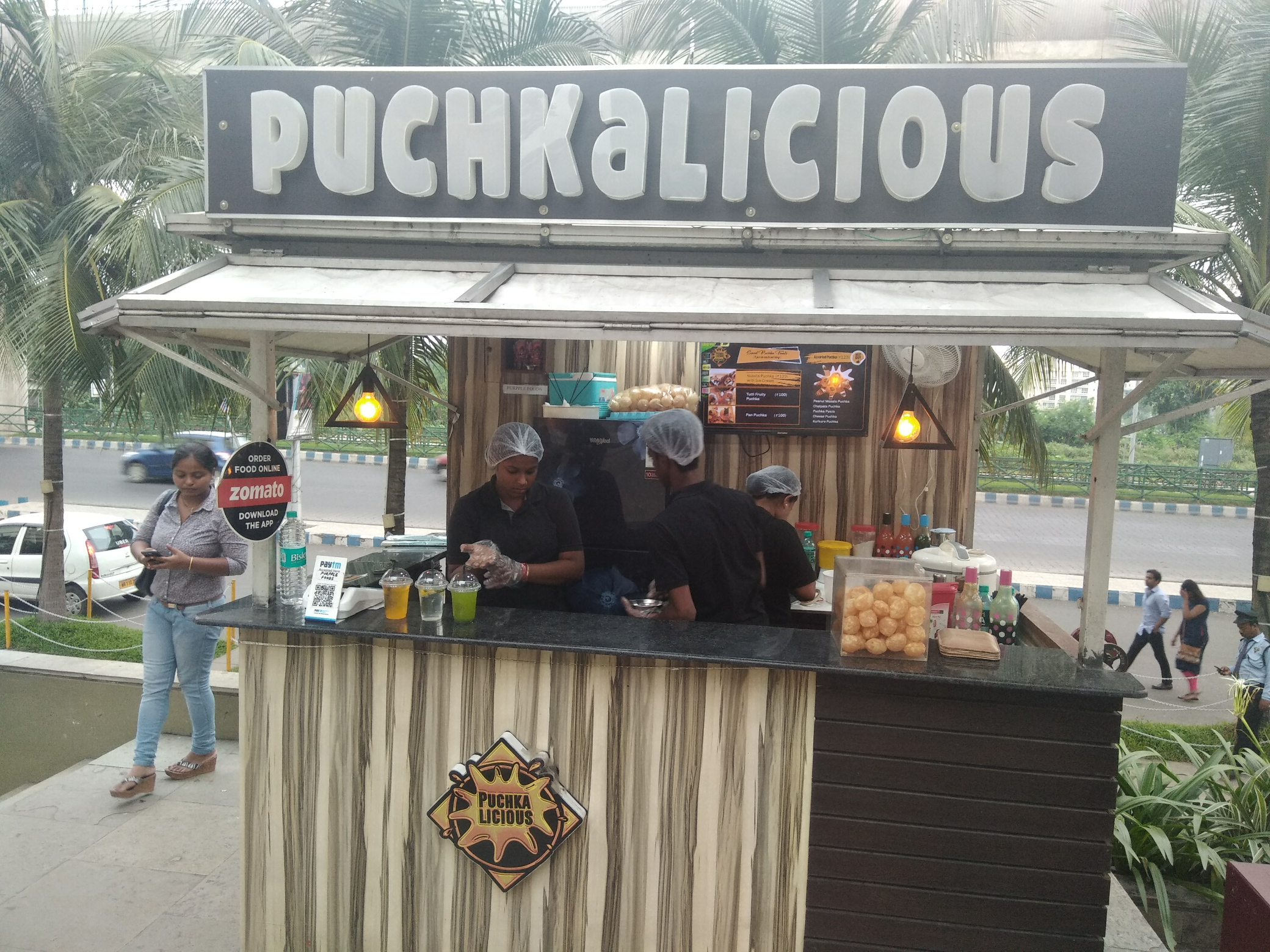 The Bhuribhoj Co.-Delicious Puchkalicious