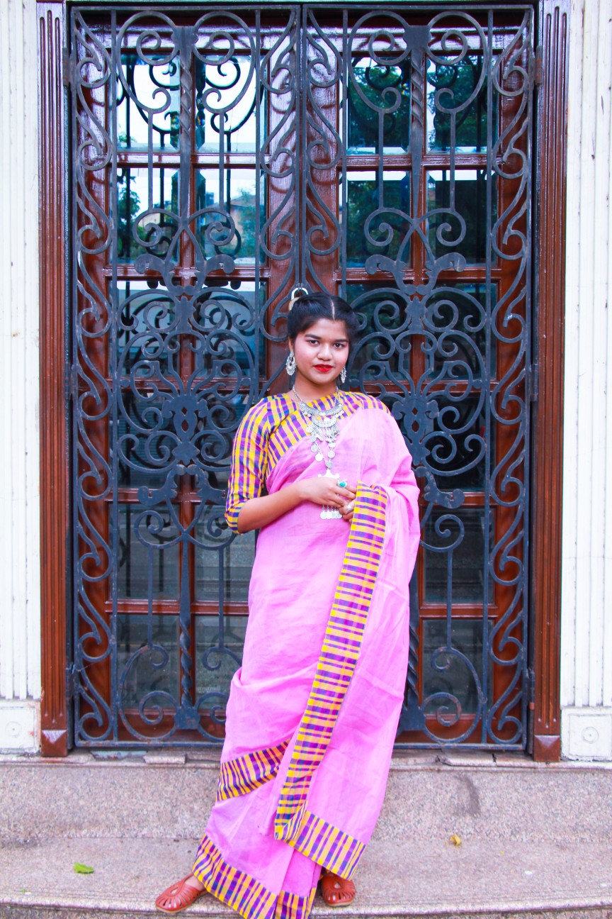 CHANDERI Ft . UNATTI SILKS image