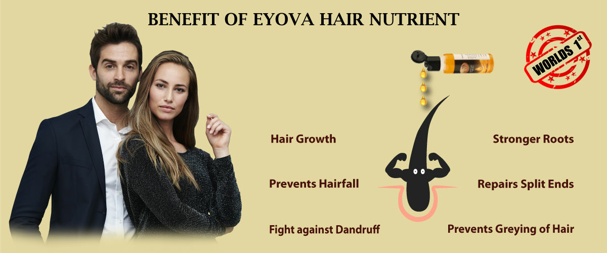 Manjula-knows-Eyova hair oil  World' 1st egg oil (hair nutrient with egg oil for hair health)