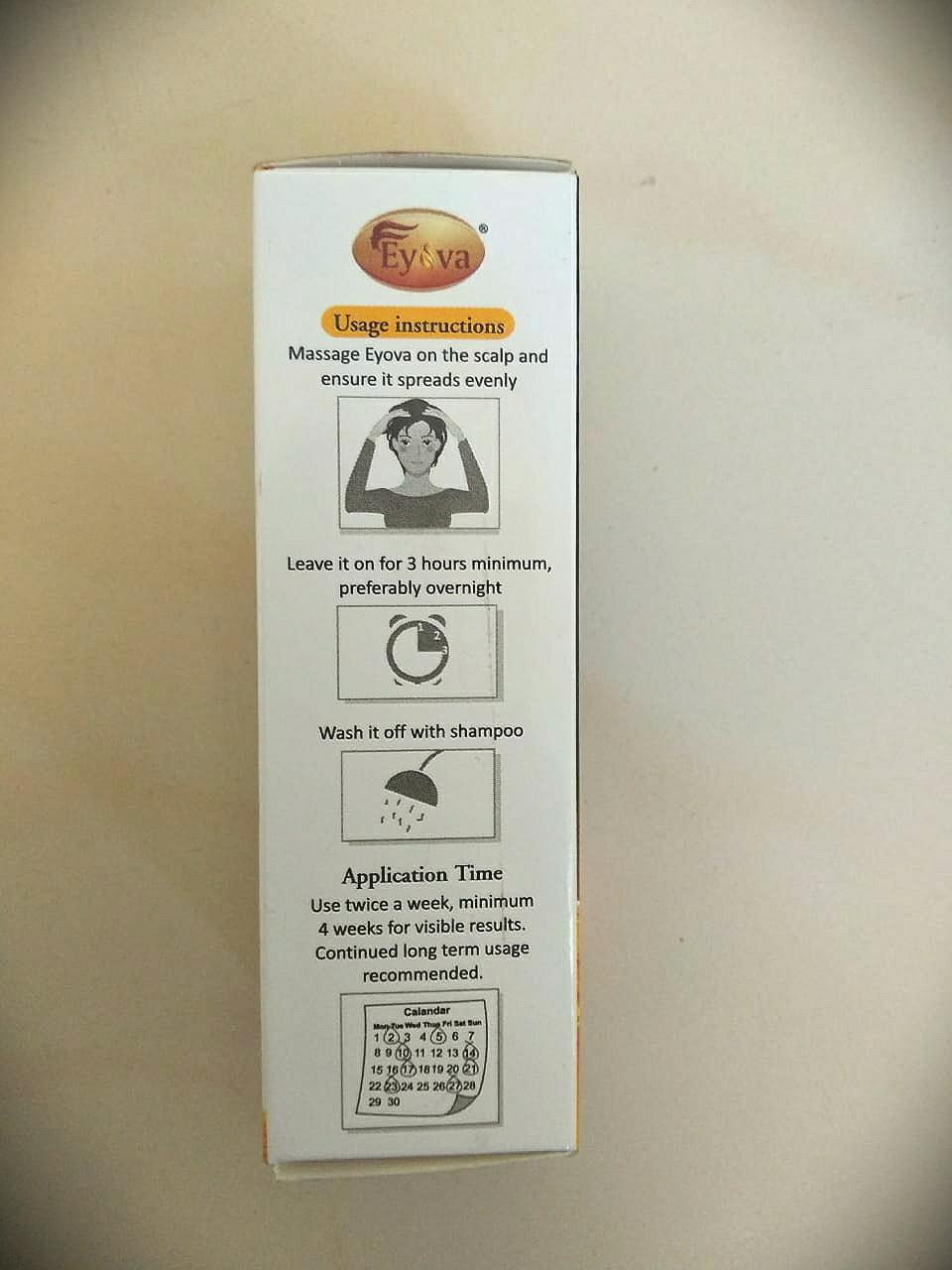 Manjula-knows-Eyova hair oil  World's 1st egg oil (hair nutrient with egg oil for hair health)