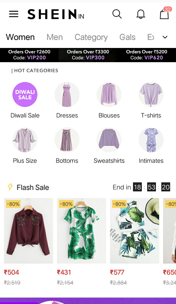 TheVintedgeblogs-A Very In-Budget Shopping with Shein.com since 2017 - Shein review+ How to shop like a geek.