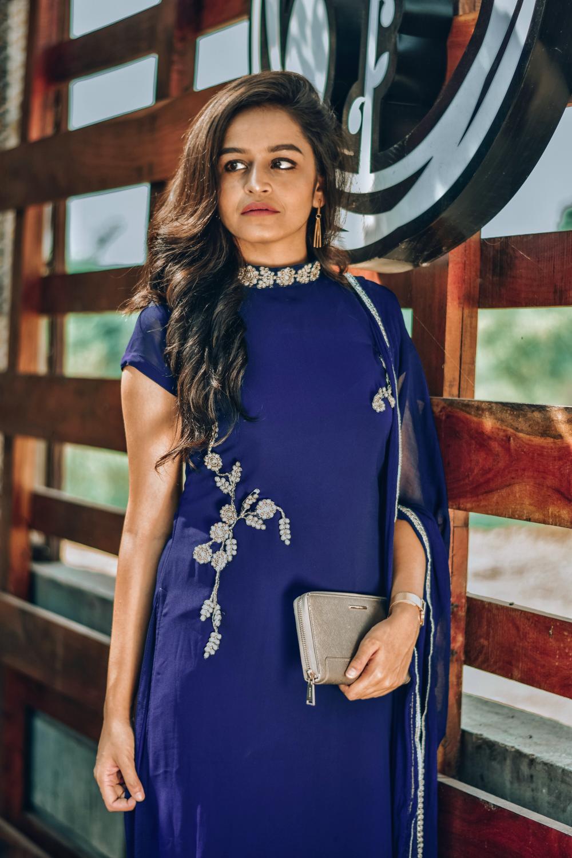The Style Paradox - By Puja Chopra-Festive Ready with Peachmode.com
