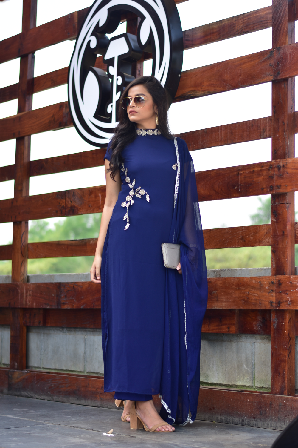 The Style Paradox - By Puja Chopra-Festive Ready with Peachmode.com