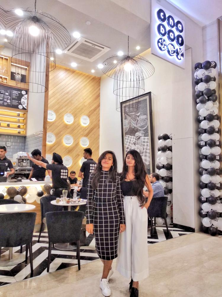 Beautsfashion-Cha Bar: Now in Gurugram