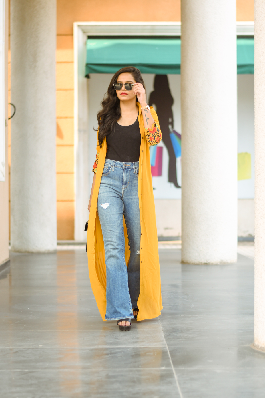 The Style Paradox - By Puja Chopra-Trend Alert – Flared Jeans + 5 Ways To Style Them