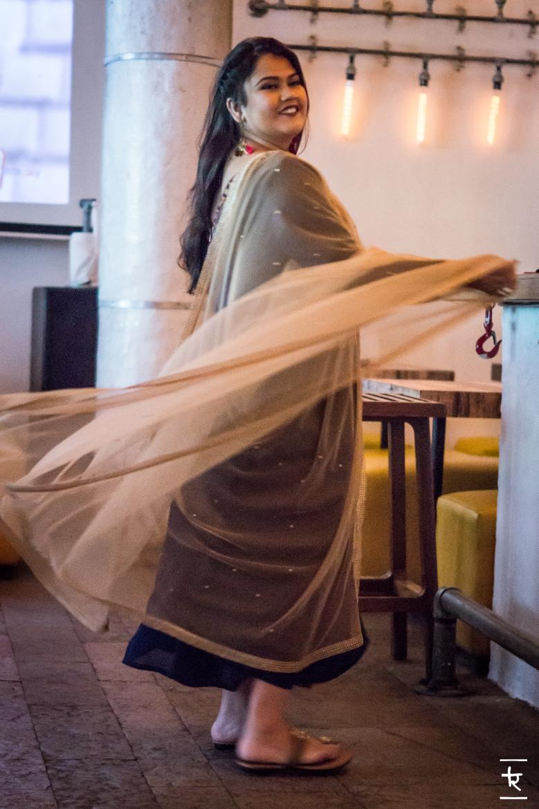 AKSHAYA NAIK-Keeping It Subtle This Diwali ft. AMYDUS