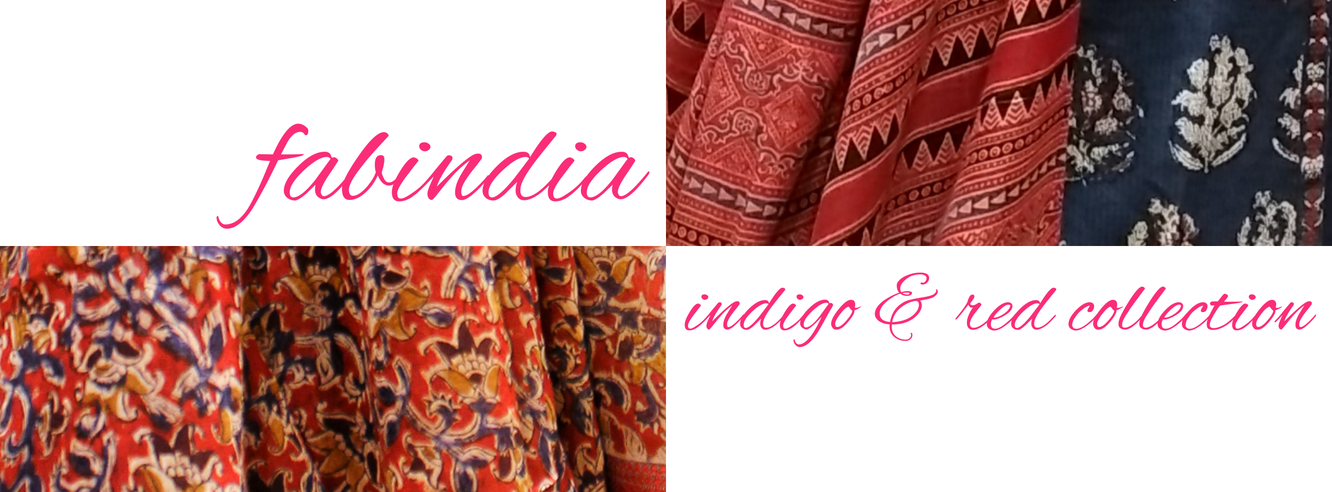 FabIndia: Indigo and Red collection image