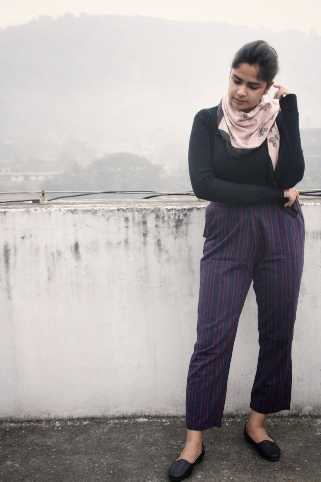 Creative outlook -AFFORDABLE WINTER WEARS:
