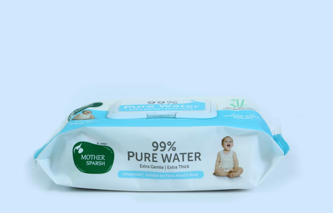 5 Best Sensitive Wipes For New Born Babies image