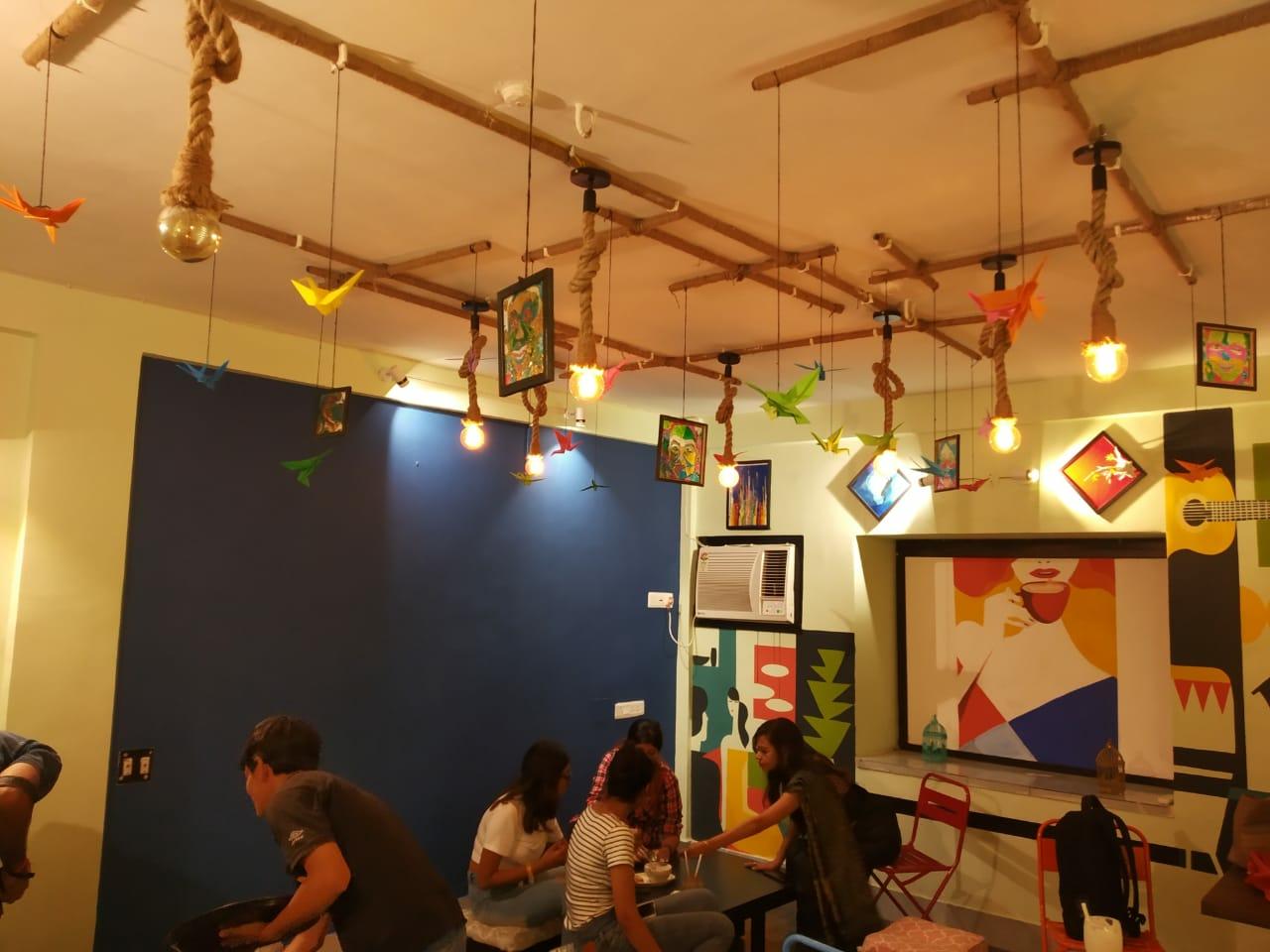 The Bhuribhoj Co.-Café Art Street