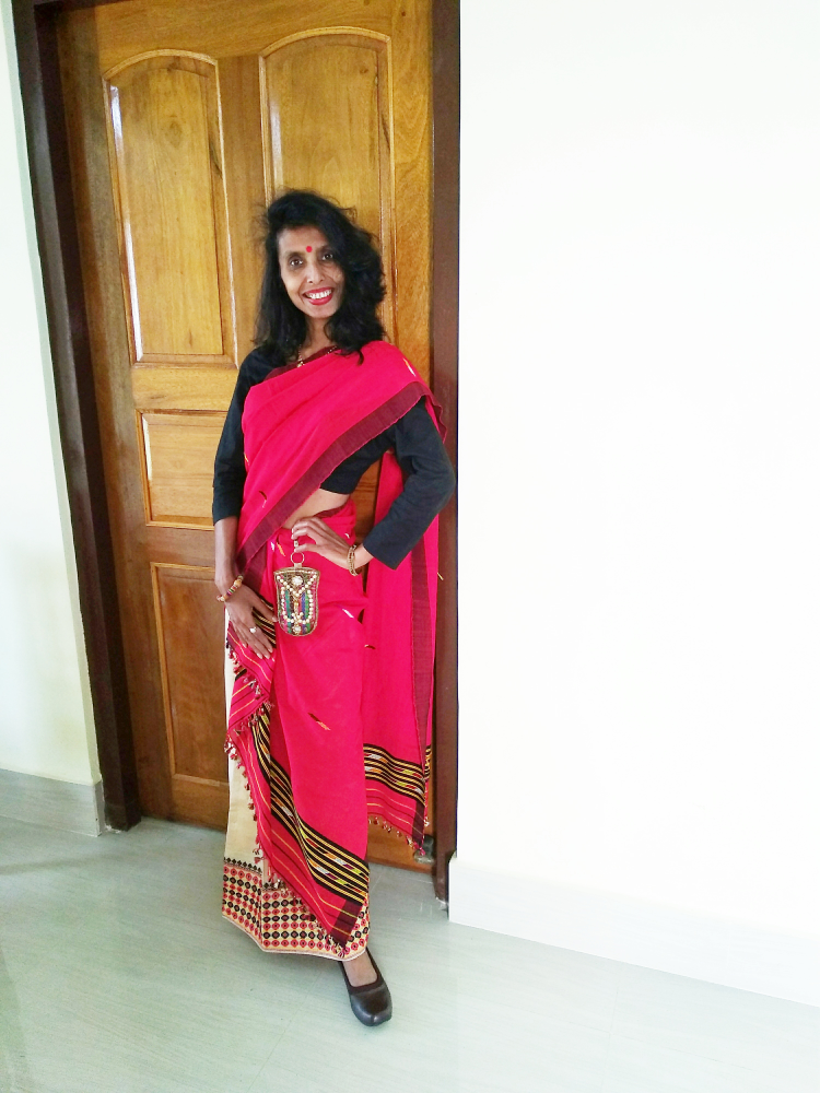 allboutfashion-An ethnic style related to Spring