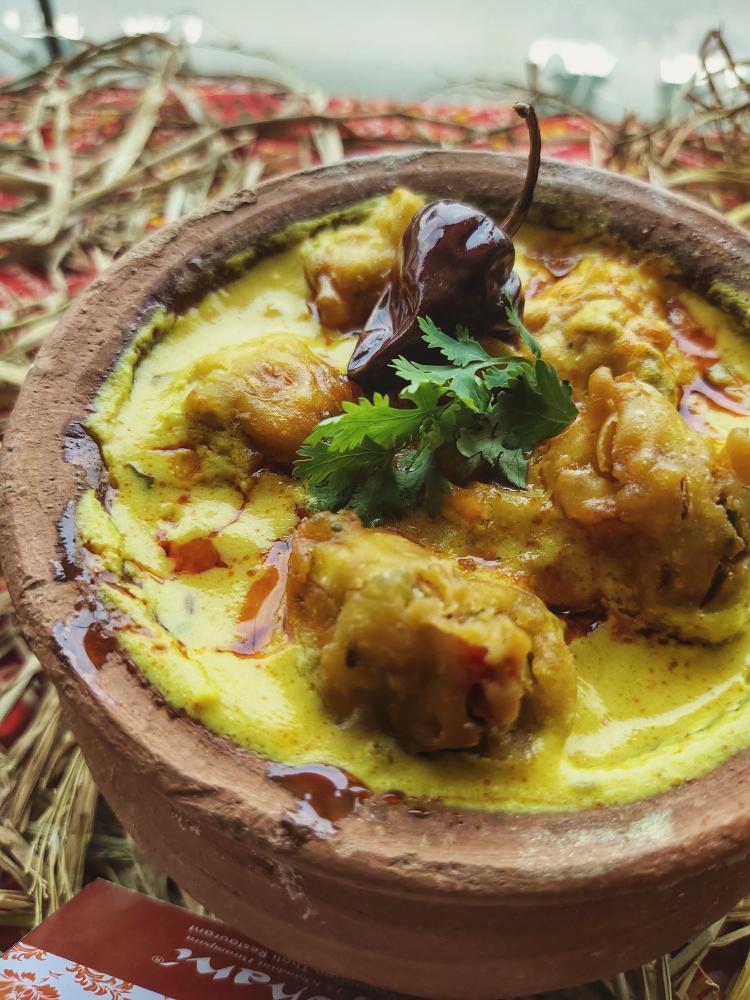 Purnis Food Blog-#Aamlicious the mango festival at Rajdhani