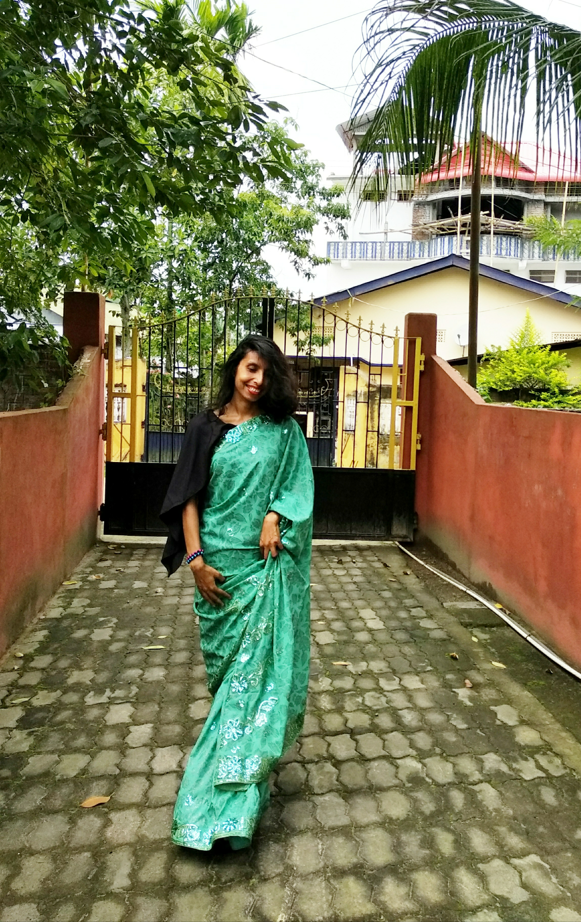 allboutfashion-Saree fashion