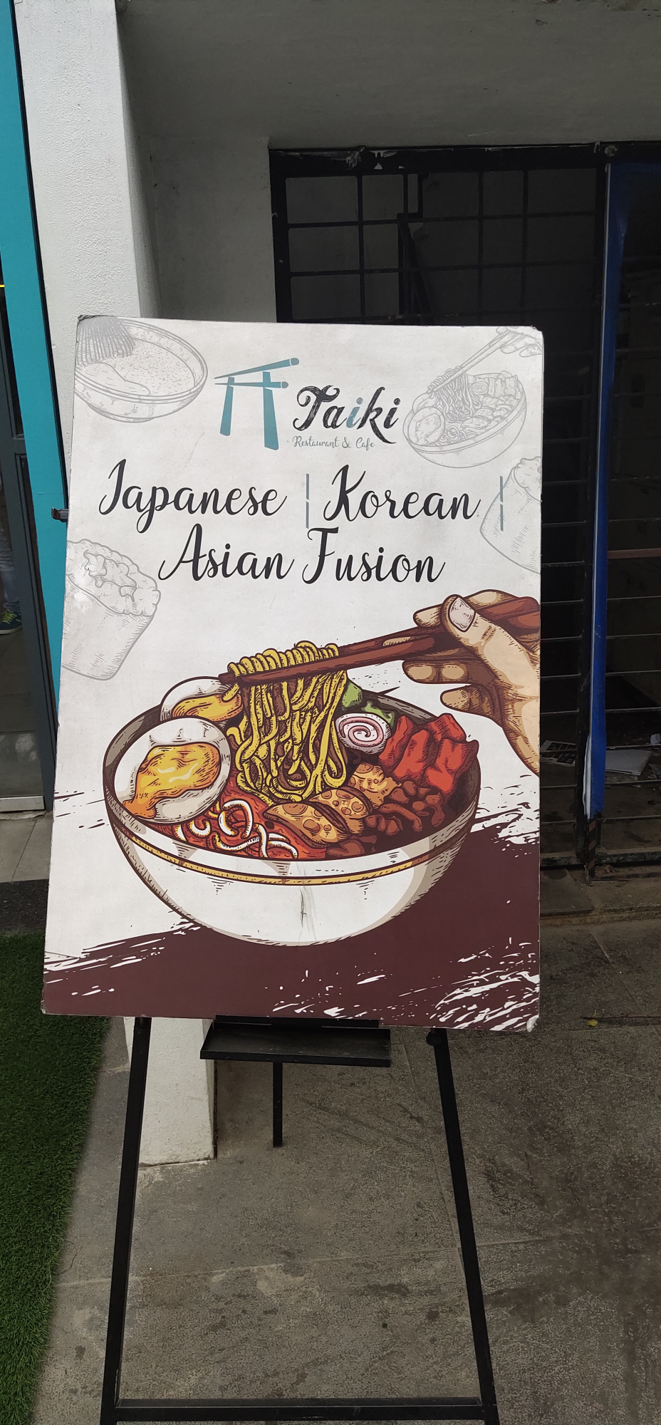 Purnis Food Blog-Taiki - Pan Asian restaurant in indiranagar