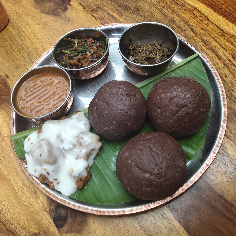 Purnis Food Blog-Go native