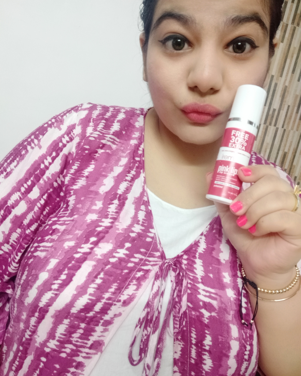 Worried of dark,  dry and chapped lips want to know how to treat it if yes then my today's post is for lip care.....  image