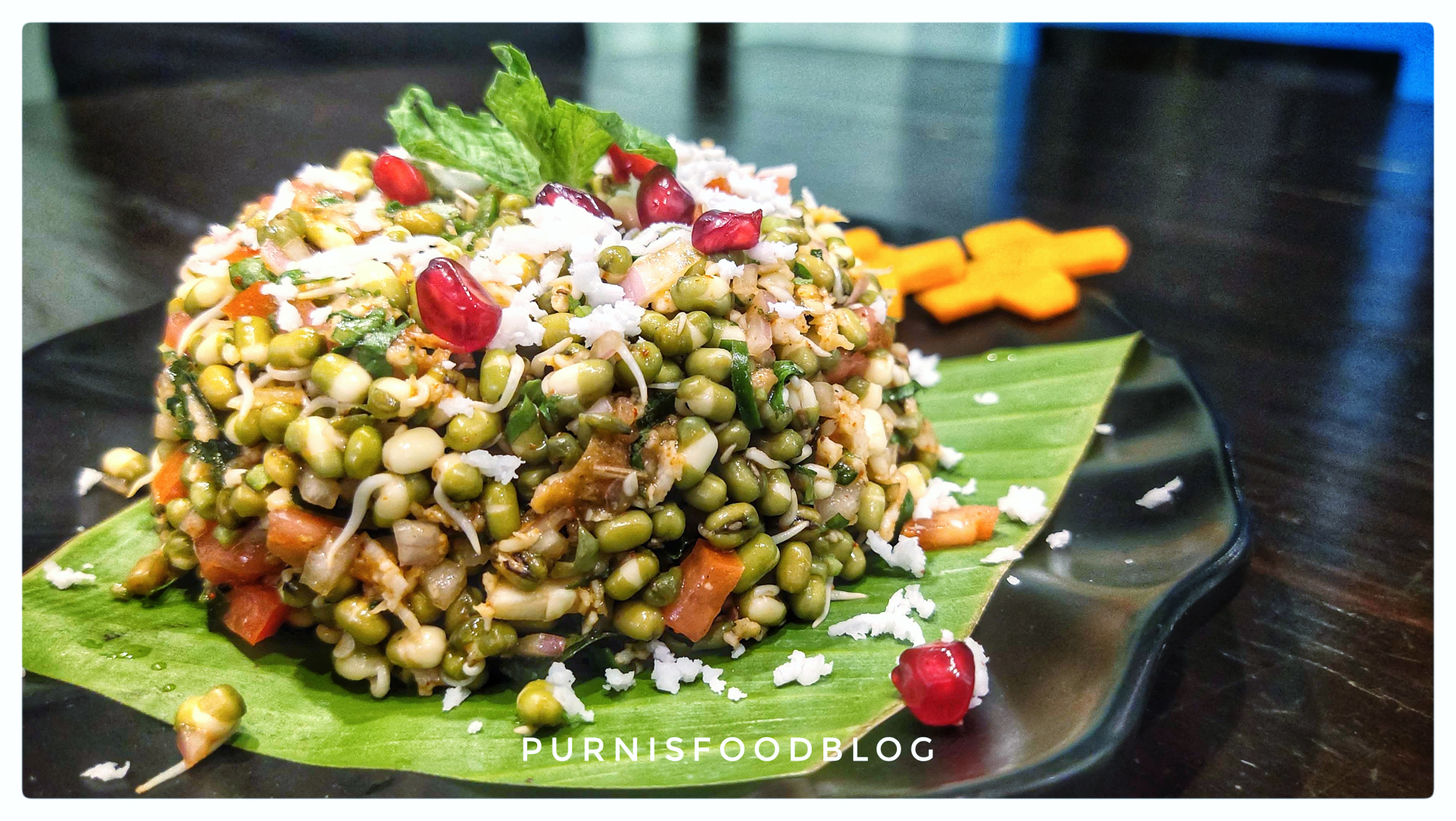 Purnis Food Blog-The Bangalore canteen