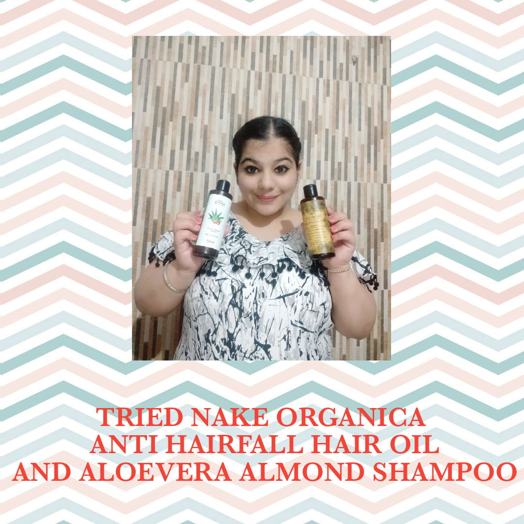 Paraben and chemical and shampoo and hair oil is what I choose to pamper my hair.... M image