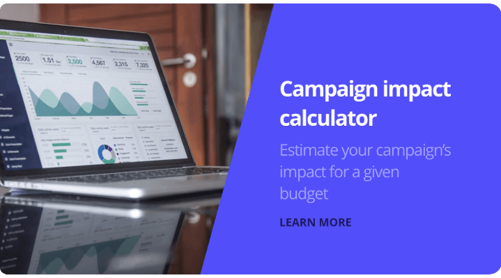 Calculate your influencer marketing campaign's impact for a given budget.