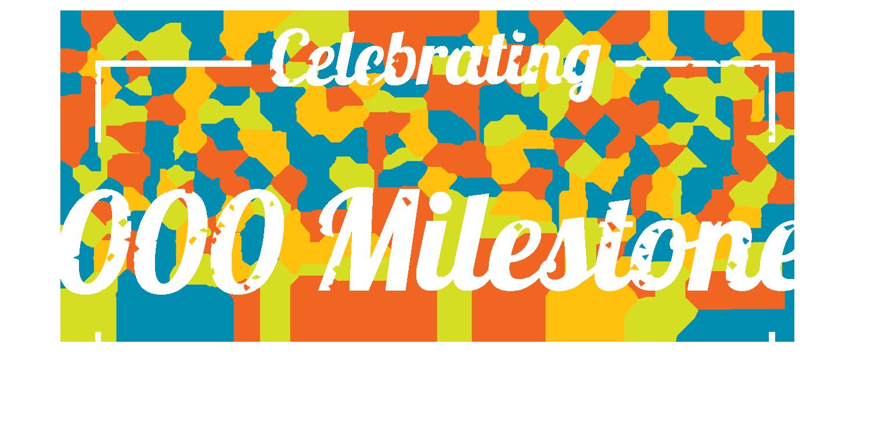 Thousand Milestones