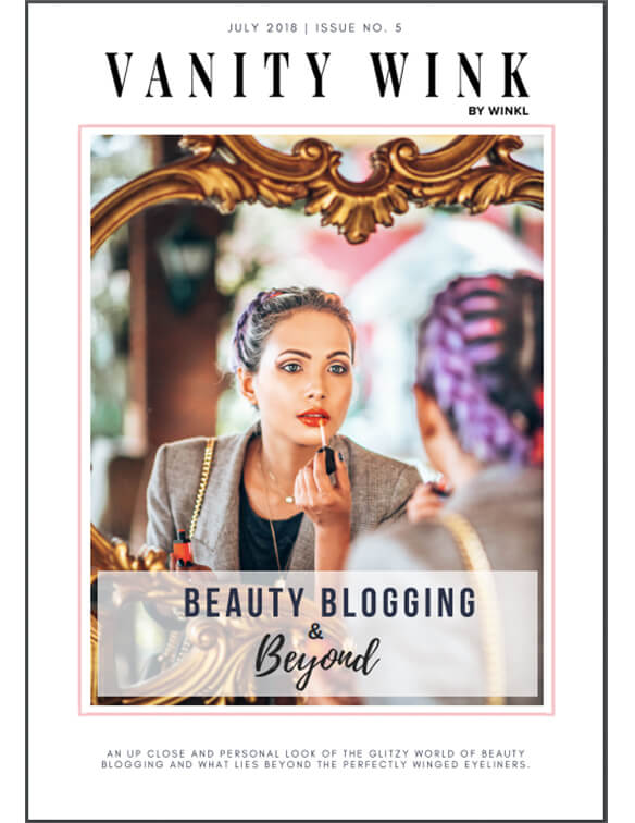 Vanity Wink Issue 5